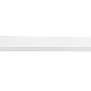 LED Notranja stropna, STRAIGHT LED white M, 22W, 1xT8, IP20