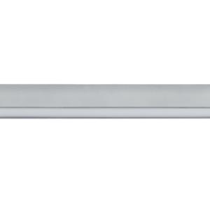 LED Notranja stropna, STRAIGHT LED silver M, 22W, 1xT8, IP20