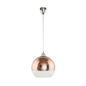 LED Notranja stropna, GLOBE copper M, 60W, 1xE27, IP20