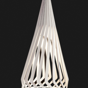 LED Notranja stropna, BIO WHITE, 35W, 1xGU10, IP20