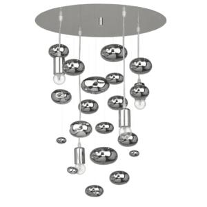 LED Notranja stropna, SALVA G, 60W, 4xE27, IP20