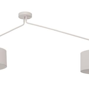 LED Notranja stropna, HAWK WHITE, 60W, 6xE27, IP20