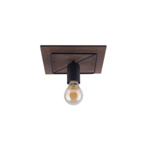 LED Notranja stropna, COBA brown, 60W, 1xE27, IP20