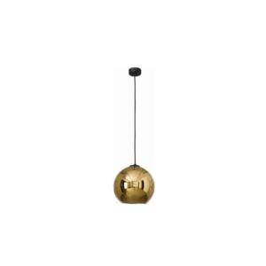 LED Notranja stropna, POLARIS gold, 60W, 1xE27, IP20