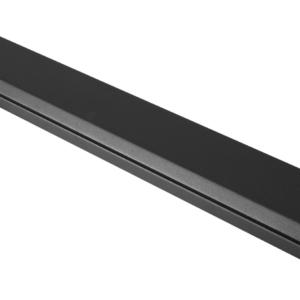 Notranja stenska,WING LED black, 1xT8, 11W, IP20, 230V