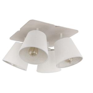 LED Notranja stropna, AWINION white, 40W, 4xE27, IP20