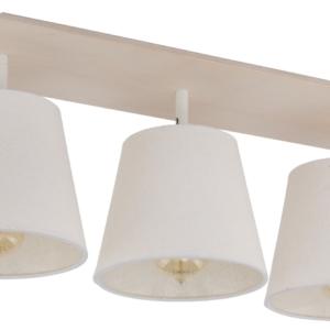 LED Notranja stropna, AWINION white, 40W, 3xE27, IP20