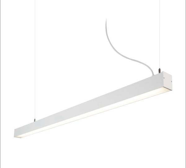 LED Notranja stropna, OFFICE LED zwis white, 43W, IP20