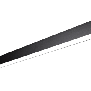 LED Notranja stropna, OFFICE LED graphite, 43W, IP20