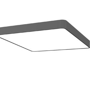 LED Notranja stropna, SOFT LED graphite, 11W, 5xT8 IP20