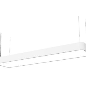 LED Notranja stropna, SOFT LED white, 16W, 2xT8 IP20