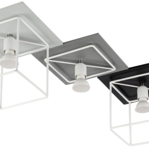 LED Notranja stropna, COBA, 35W, 3xGU10, IP20