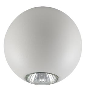 Notranja stropna dekorativna svetilka, Bubble white I, 1xGU10, 35W, IP20, 230V