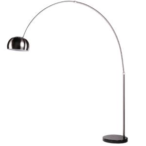 Notranja namizna dekorativna svetilka, Cosmo silver-black S, 1xE27, 60W, IP20, 230V