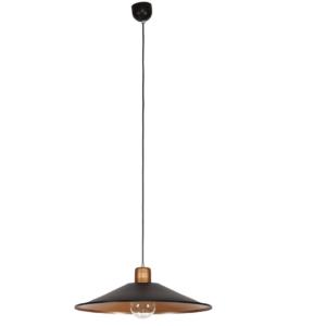 Notranja stropna dekorativna svetilka, Garret I, 1xE27, 60W, IP20, 230V
