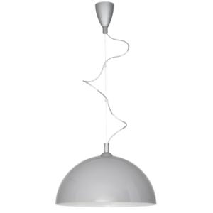Notranja stropna dekorativna svetilka, Hemisphere grey L, 1xE27, 60W, IP20, 230V