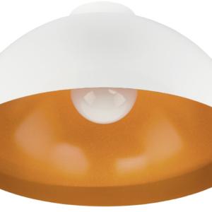 Notranja stropna dekorativna svetilka, Hemisphere ceiling gold-white S, 1xE27, 60W, IP20, 230V