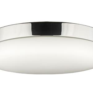 Notranja stropna dekorativna svetilka, Kasai chrome, 2xE27, 40W, IP20, 230V