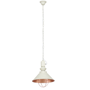 Notranja stropna dekorativna svetilka, Loft I, 1xE27, 60W, IP20, 230V