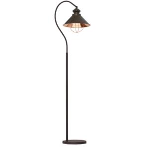Notranja prostostoječa dekorativna svetilka, Loft chocolate I, 1xE27, 60W, IP20, 230V