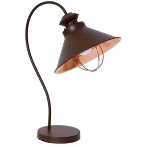 Notranja stenska dekorativna svetilka, Loft chocolate I, 1xE27, 60W, IP20, 230V