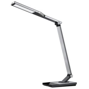 TaoTronics touch control Iron Gray LED namizna svetilka TT-DL16