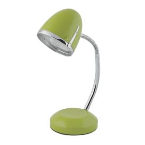 Notranja namizna dekorativna svetilka, Pocatello green I, 1xE27, 18W, IP20, 230V