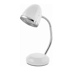 Notranja namizna dekorativna svetilka, Pocatello white I, 1xE27, 18W, IP20, 230V