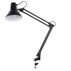 Notranja namizna dekorativna svetilka, Student black I, 1xE27, 18W, IP20, 230V