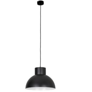 Notranja stropna dekorativna svetilka, Works black I, 1xE27, 60W, IP20, 230V