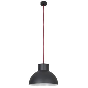 Notranja stropna dekorativna svetilka, Works graphite I, 1xE27, 60W, IP20, 230V
