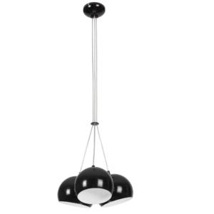Notranja stropna dekorativna svetilka, Ball black-white III, 3xGU10, 35W, IP20, 230V