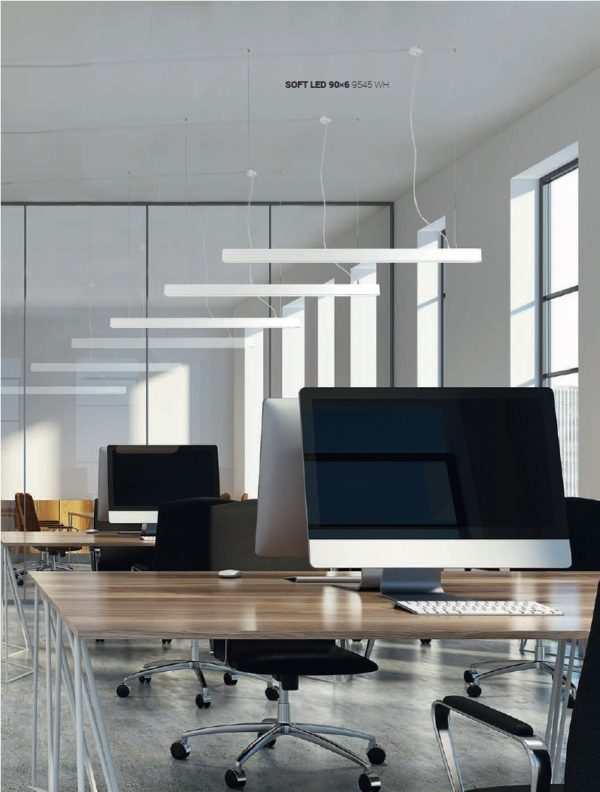 Pisarniške LED svetilke