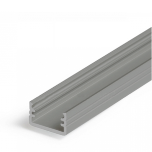 LED profil, SLIM8, A/Z, alu-anodiziran, 2m