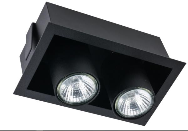 Notranja stropna tračna svetila, EYE MOD 35W, black, Nowodvorski, IP20