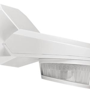 Senzor gibanja, PIR, stropni/stenski, Swiss Garde 4000-300, nadometni, IP54, bel, (R1)