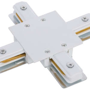 PROFILE RECESSED X-CONNECTOR, Nowodvorski, IP20, white