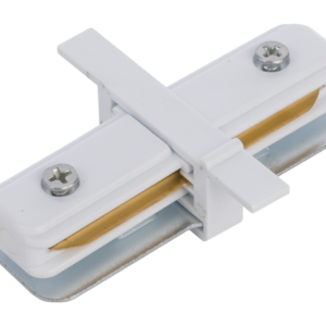 PROFILE RECESSED STRAIGHT CONNECTOR, Nowodvorski, IP20, white