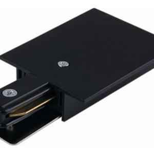 PROFILE RECESSED POWER END CAP, Nowodvorski, IP20, black