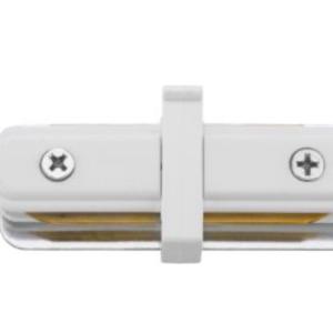 STRAIGHT CONNECTOR PROFILES , Nowodvorski, IP20, white
