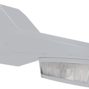 Senzor gibanja, PIR, stropni/stenski, Swiss Garde 4000-120, nadometni, alu, (R1)