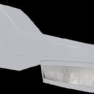 Senzor gibanja, PIR, stropni/stenski, Swiss Garde 4000-300, nadometni, IP54, alu, (R1)