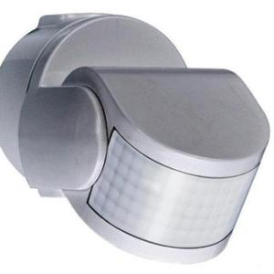 Senzor gibanja, PIR, stropni/stenski, Swiss Garde 3100 IR, pod/nadometni, alu, (R1)