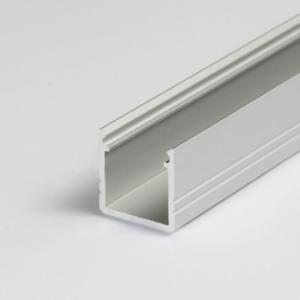 LED profil, SMART10, A/Z, alu-anodiziran, 2m