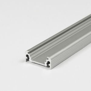 LED profil, SURFACE10, BC/UX, alu-anodiziran, 2m