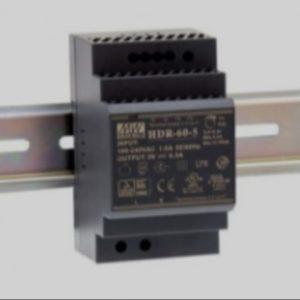 LED napajalnik za DIN letev