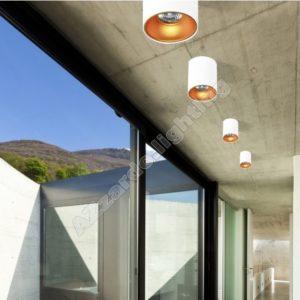LED stropna svetilka Azzardo Remo White