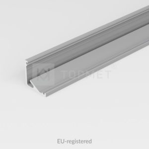 LED profil, CABI12 E , anodiziran, 2m