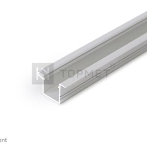 LED profil, SMART-IN10 AC2/Z, anodiziran, 2m