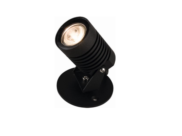 Zunanja svetilka, talna, SPIKE LED, 3W
